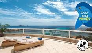 Summer Early Bird Savings - 4* Ibiza £109pp, 3nt Algarve £79pp, 5* All Inclusive Crete £199pp @ Go Groupie