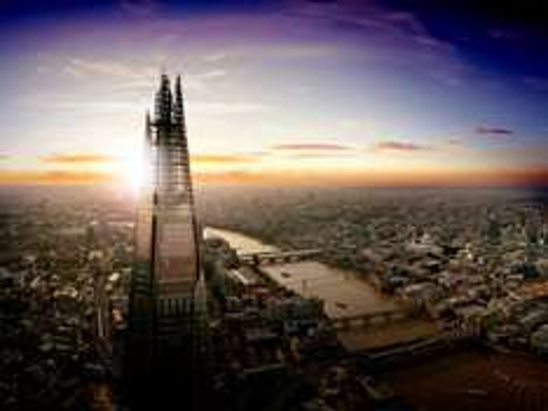 Love London 2017 card for £20.17 - access Shard for a year