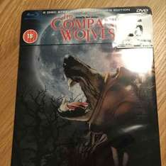 the company of wolves steelbook double blu-ray £5 in store at fopp ( classic 80s horror )
