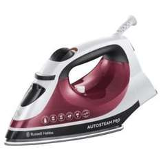 Russell Hobbs Auto Steam Iron (1/2 price) £10 @ Tesco Direct