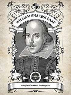 William Shakespeare  -  Oakshot Complete Works of William Shakespeare (Illustrated, Inline Footnotes)  -  Kindle Edition  - Free Download @ Amazon