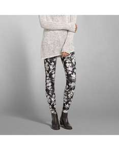 Leggings - £22.40 Delivered @ Abercrombie & Fitch