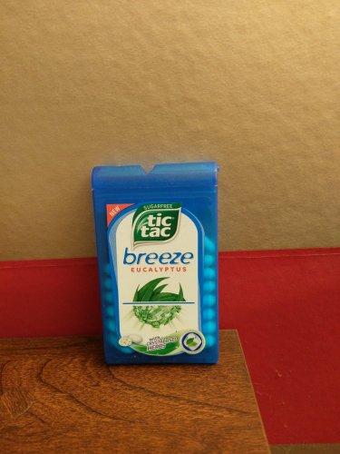 Tic Tac Breeze @ Co-op 25p instore
