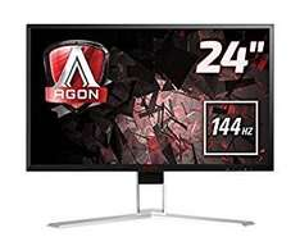 AOC AG241QX AGON Series 24-Inch Monitor - £327.28 @ Amazon