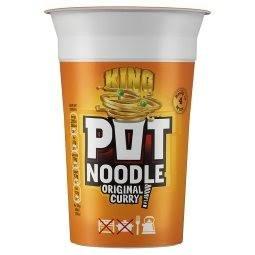 Pot Noodle King Original Curry 114G in Cooltrader Belle Vale, Liverpool instore for 50p. @ Cooltrader