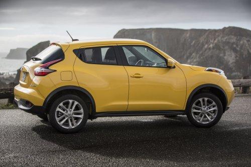 Nissan Juke Hatchback 1.2 DiG-T N-Connecta 5dr 10k 1+23 £171 (total deal - £4412) @ Yes Lease