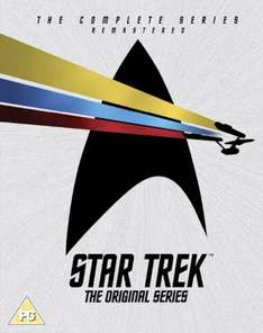 Star Trek Original Series DVD Boxset - 2016 Edition £10.98 Delivered @ Zavvi