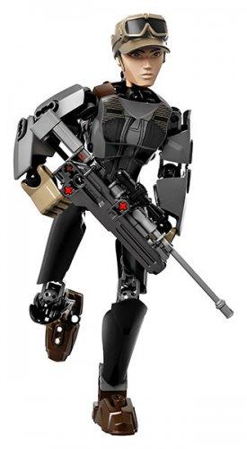 Lego Star Wars Jyn Erso Figure £9.95 delivered at Jadlam models