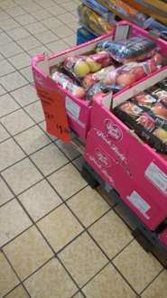 6 pink lady apples only £1.20 @ Aldi (Rugeley) possibly national