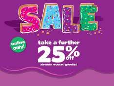 Smiggle sale extra 25% off sale items TUESDAY 10th only
