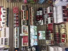 Yankee candles/gift sets 50% off at Clinton cards instore