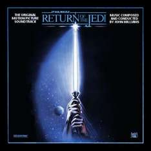 Star Wars Return of the Jedi LIMITED EDITION GOLD VINYL soundtrack £9.99 @ Amazon Prime or £11.98 non Prime