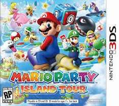 Mario Party Island Tour 3DS £12.99 @ Very