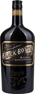 Black Bottle Whisky 70cl .  £14 at Amazon (41% discount). lighting deal