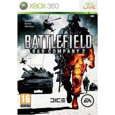 [Xbox One BC ] Battlefield: Bad Company 2, pre-owned @GAME & Grainger Games