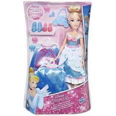 Disney princess layer'n'style doll £7.50 instore @ Morrisons