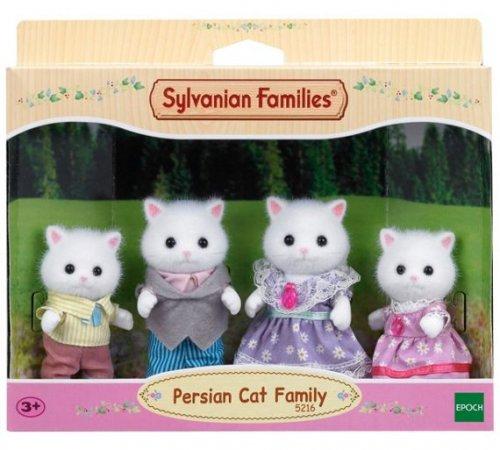 Sylvanian Families Persian Cat Family Set - was £17.99 now £11.39 @ Tesco (Free C&C) / Amazon (Prime) **Cheapest**