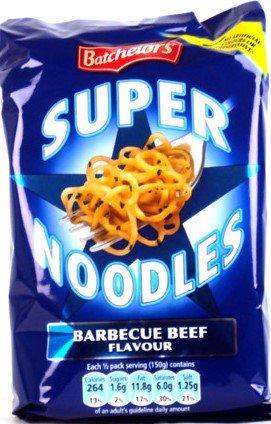 3x Batchelors Super Noodles 90g £1 @ Poundland