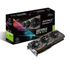 ASUS ROG Strix GeForce GTX 1070 - Prime Members Only! £359.75 @ Amazon