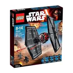 Star Wars Lego 75101 First Order Special TIE Fighter £39.99 at Amazon - Exclusive for Prime Members