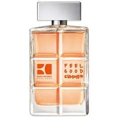 HUGO BOSS BOSS Feel Good Summer Eau de Toilette for him 100ml @ The Perfume Shop for only £28.50 free standard delivery and free next day (C&C)