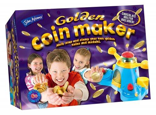 John Adams Golden Coin maker £4.50 from tesco colchester instore