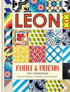Leon Family & Friends Cookbook. Kindle Ed. Was £25.00 now £3.99