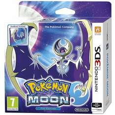 [Nintendo 3DS] Pokémon Moon/Sun (Fan Edition with Steelbook) - £34.95 Each - TheGameCollection