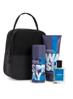 Marine Washbag Gift Set - £5 (Collect in store) @ Topman