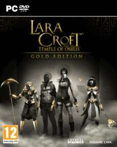 [PC DVD] Lara Croft and the Temple of Osiris Gold Edition - £3.99 - Game