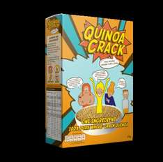 Free Box of Quinoa Crack to Test and Review