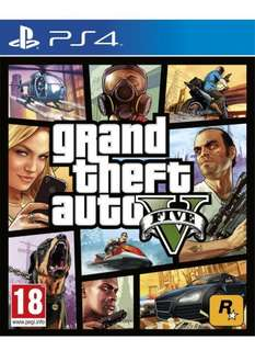 [PS4/Xbox One] Grand Theft Auto V - £23.85 Delivered - SimplyGames