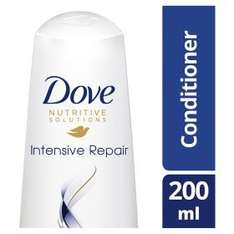 Dove Hair Therapy Damage Solutions Intensive Repair Conditioner (200ml) was £2.99 now £1.00 (Rollback Deal) @ Asda