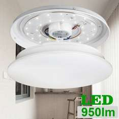 12W 28cm LED Ceiling Light, 80W Equivalent £16.99 Prime (Non-prime add £1.99) by NEON Mart and Fulfilled by Amazon