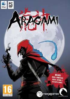 Aragami (Physical) £9.06 delivered @Amazon France