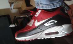 NikeAir Max 90Gym Red White Essentialwas £94.99NOW £65.@office low stock