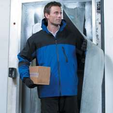 75% off jackets at Result Clothing, RESULT ARCTIC PENINSULA HIGH-TECH 4-IN-1 JACKET, free del over £30