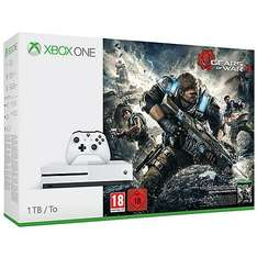 XBOX ONE S 1TB GEARS OF WAR BUNDLE @ JOHN LEWIS £249.95