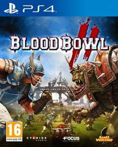 Blood Bowl 2 (PS4/Xbox One) £12.80 Delivered @ GAME