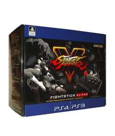 Mad Catz FightStick Alpha PS4 and PS3 £34.99 @ Amazon