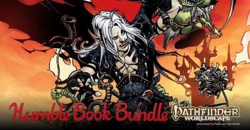 Pathfinder Worldscape Bundle (RPG books and comics) from 82p ($1) @ Humble Bundle