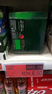 Carlsberg 15 × 440ml cans only £6.50 at B&M's in Cheadle Heath. Posted as local deal not sure if national? Only 43p per can!