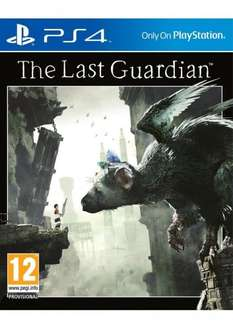 [PS4] The Last Guardian - £24.85 - SimplyGames