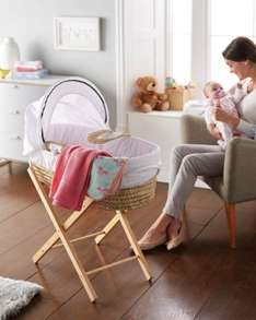 Aldi Baby & Toddler event now live on website & instore for FREE standard delivery, moses baskets £19.99, Baby gates £12.99, kids toothbrushes 69p @ Aldi