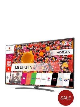 LG 49UH661V 49 inch, 4K, Ultra HD, HDR Smart LED TV with Metallic Design - Black £506.98 @ very.co.uk