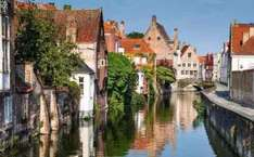5 days in Brussels and Bruges for £143 each including flights, transport and central hotels @ booking.com