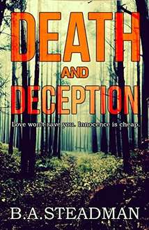 Superb Thriller  -  Death And Deception: Detective Hellier Book 1 Kindle Edition - Free Download @ Amazon
