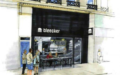 free gourmet cheeseburger all day Mon 23 Jan at Bleecker Burger London Victoria just turn up