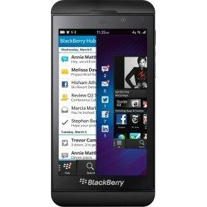 Blackberry Z10 Black Used - Very Good @ Music Magpie £30.39