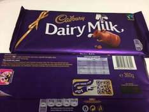 Cadbury's Dairy Milk 360g £1.50 @ Spar
